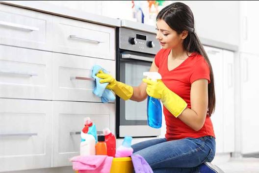 Best way to perform Cupboard Cleaning Process